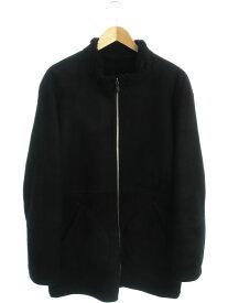 【Papas】【日本製】【アウター】パパス『スエードジャケット sizeL』D048CLJM003 メンズ レザージャケット 1週間保証【中古】