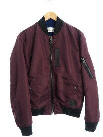 【COACH】【アウター】コーチ『MA-1 中綿ジャケット sizeS』F26795 メンズ ブルゾン 1週間保証【中古】