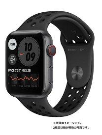 【Apple】【アップルウォッチ シリーズ6】アップル『Apple Watch Nike Series 6 GPS+Cellularモデル 44mm』M09Y3J/A メンズ スマートウォッチ 1週間保証【中古】