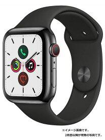 【Apple】【アップルウォッチ シリーズ5】アップル『Apple Watch Series 5 GPS+Cellularモデル 44mm』MWWK2J/A メンズ スマートウォッチ 1週間保証【中古】