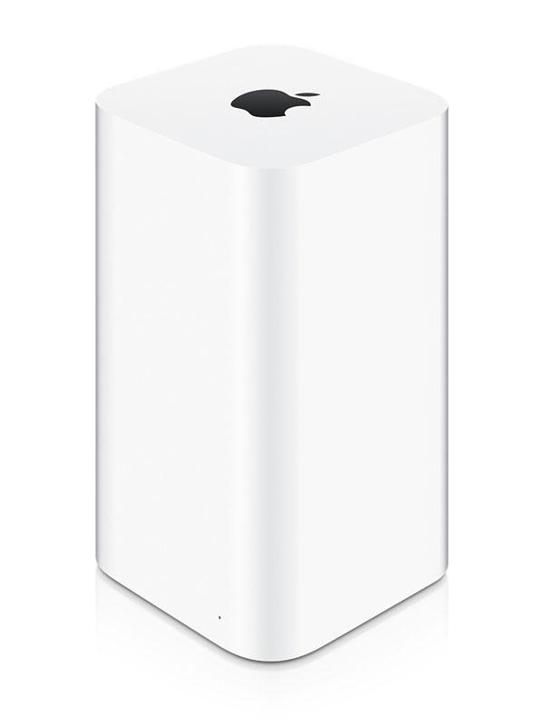 【Apple】アップル『AirMac Extreme ベースステーション』ME918J/A 無線LANルーター 1週間保証【新品】b02e/h12N