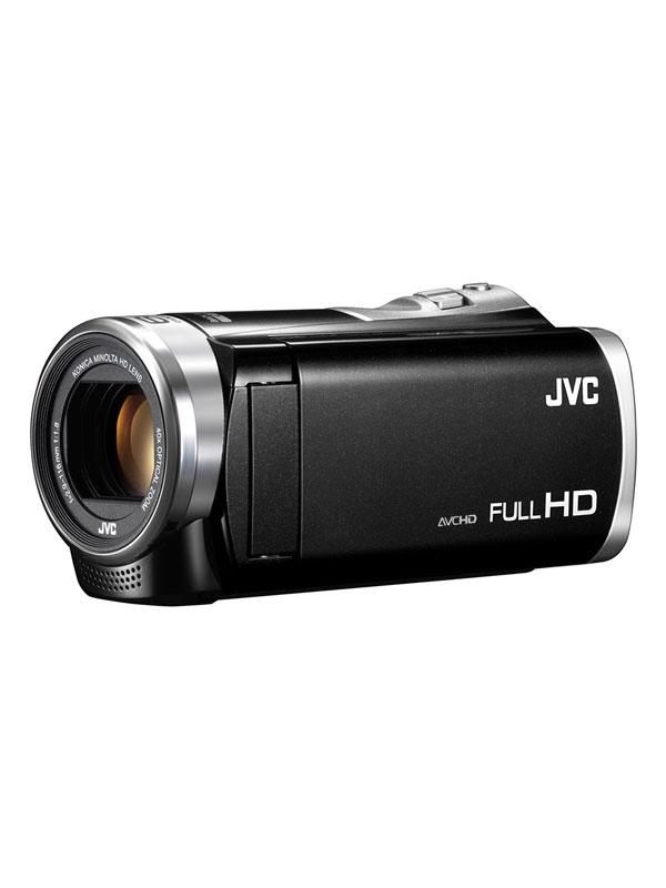 【Victor】ビクター『Everio(エブリオ)』GZ-HM199-B ブラック 光学40倍ズーム フルHD デジタルビデオカメラ【新品】b00e/N