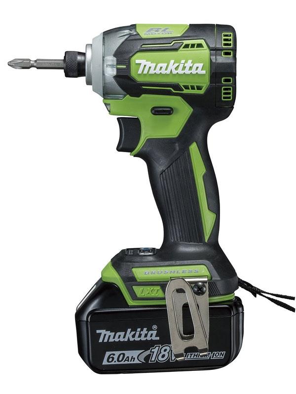 【Makita】マキタ『充電式インパクトドライバ』TD170DRGXL ライム 18V リチウムイオン6.0Ah×2本 アプト ブラシレスモーター 充電器【新品】b00t/N