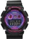【CASIO】【G-SHOCK】カシオ『Gショック』GD-120N-1B4JF メンズ クォーツ 1週間保証【中古】b03w/h15A