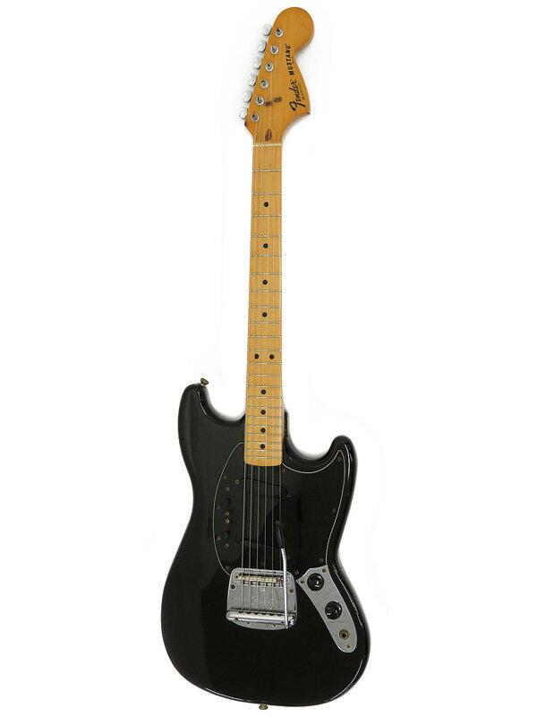 【FenderUSA】【工房メンテ済】フェンダーUSA『エレキギター』Mustang 1978年製 1週間保証【中古】b03g/h03AB