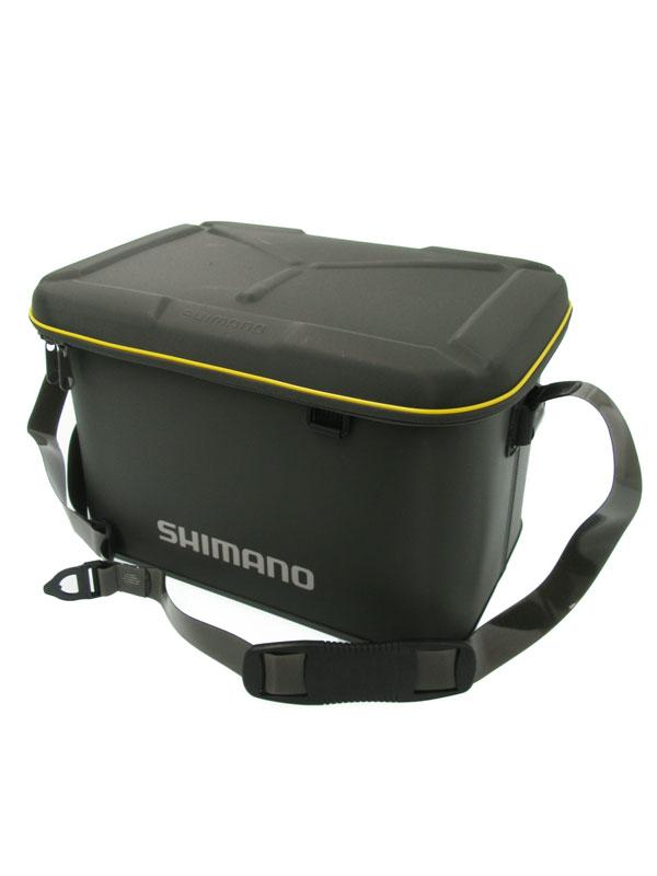 【SHIMANO】シマノ『EVA シールドバッグ』BK-003Q ブラック ハードタイプ 27L クーラーバッグ 1週間保証【中古】b03e/h06AB