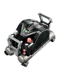 【HiKOKI】日立工機『高圧エアコンプレッサ』EC1445H3 ブラック セキュリティ機能付 最高45気圧 12Lタンク【新品】b00t/N