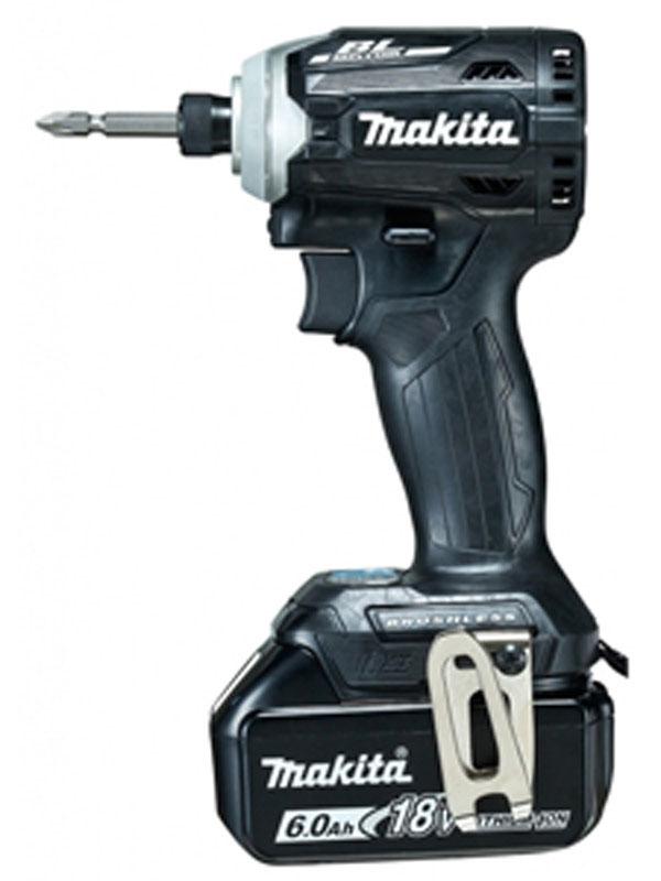 【makita】マキタ『充電式インパクトドライバ』TD171DRGXB 黒 18V 6.0Ah×2 インパクトドライバー 1週間保証【新品】b00t/N