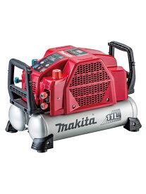 【makita】マキタ『エアコンプレッサ』AC462XLR 赤 46気圧 11Lタンク 一般圧/高圧 静音モード 低振動 高輝度デジタル表示【新品】b00t/N