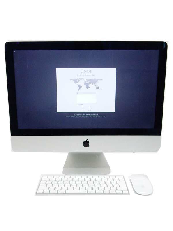【Apple】アップル『iMac 1600/21.5』MK142J/A Late 2015 1TB Sierra デスクトップPC【中古】b06e/h17AB