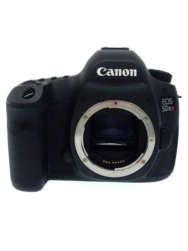 【Canon】キヤノン『EOS 5Ds R ボディー』EOS5DSR 5060万画素 ローパス無効 EF デジタル一眼レフカメラ【中古】b02e/h04AB