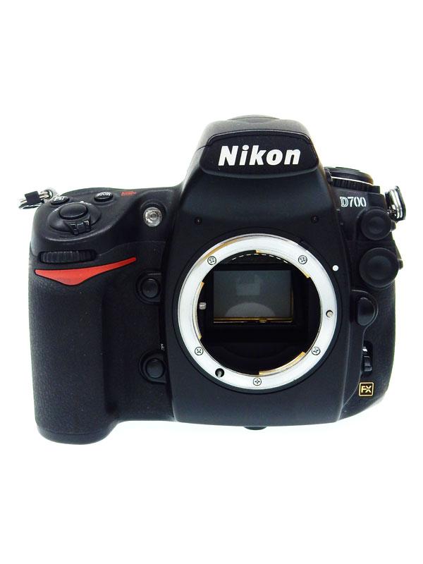 【Nikon】ニコン『D700 ボディ』1210万画素 FXフォーマット ISO6400 デジタル一眼レフカメラ 1週間保証【中古】b02e/h02AB