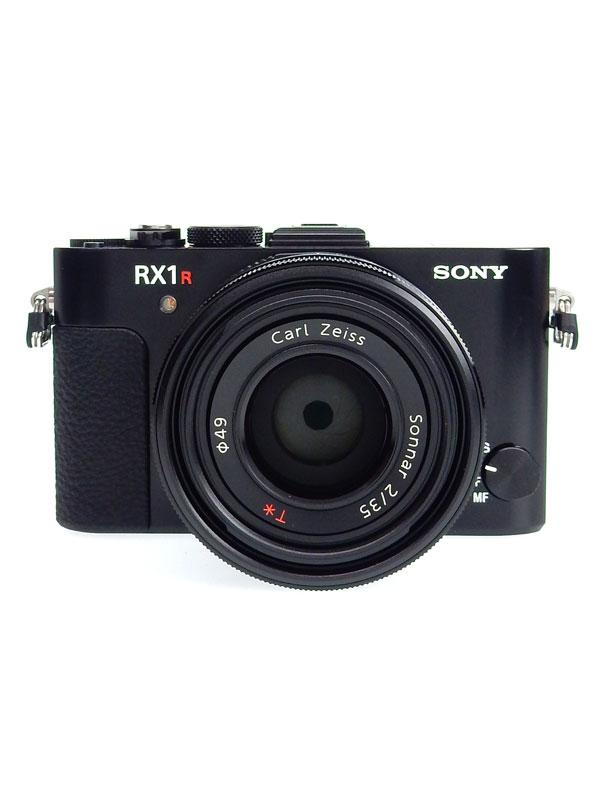 【SONY】ソニー『Cyber-shot(サイバーショット)』DSC-RX1RM2 4240万画素 35mmレンズ Wi-Fi SDXC コンパクトデジタルカメラ 1週間保証【中古】b03e/h15AB