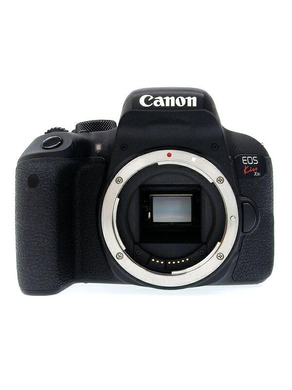 【Canon】キヤノン『EOS Kiss X9i ボディ』2420万画素 SDXC APS-C デジタル一眼レフカメラ 1週間保証【中古】b02e/h02AB