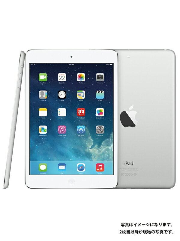 【Apple】アップル『iPad mini 2 Wi-Fiモデル 16GB シルバー』ME279J/A タブレット 1週間保証【中古】b03e/h07AB