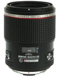 【PENTAX】ペンタックス『HD PENTAX-D FA645 MACRO 90mmF2.8ED AW SR』71mm相当 中望遠レンズ マクロ 中判一眼レフカメラ用レンズ 1週間保証【中古】b03e/h07AB