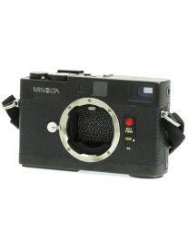 【MINOLTA】ミノルタ『CLE』Mマウント レンジファインダーカメラ 1週間保証【中古】b03e/h20B
