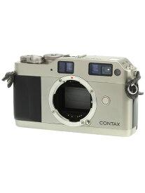 【CONTAX】コンタックス『G1』オートフォーカス レンジファインダーカメラ 1週間保証【中古】b03e/h08AB