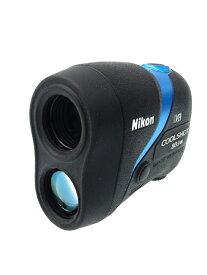 【Nikon】ニコン『COOLSHOT 80i VR』2016年発売 8〜1000ヤード ゴルフ用レーザー距離計 1週間保証【中古】b02t/h03B