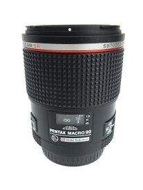 【PENTAX】ペンタックス『HD PENTAX-D FA645 MACRO 90mmF2.8ED AW SR』71mm相当 中望遠レンズ マクロ 中判一眼レフカメラ用レンズ 1週間保証【中古】b03e/h15AB