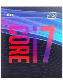 【Intel】【LGA1151】インテル『CPU Core i7-9700』3.00GHz/最大4.70GHz マイクロプロセッサ 1週間保証【新品】b00e/N