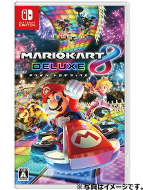 【Nintendo】任天堂 『マリオカート8 デラックス』switch ゲームソフト 1週間保証【新品】