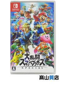 【Nintendo】任天堂 『大乱闘スマッシュブラザーズ SPECIAL』switch ゲームソフト 1週間保証【新品】