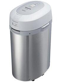 【Panasonic】パナソニック『リサイクラー』MS-N53XD-S シルバー 1日約24L 2〜6人用 大容量タイプ 生ごみ処理機 1週間保証【中古】