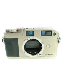 【CONTAX】コンタックス『G1 ボディ』レンジファインダーカメラ 1週間保証【中古】