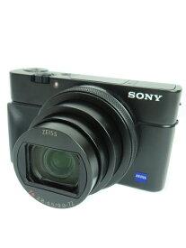 【SONY】ソニー『Cyber-shot(サイバーショット)RX100VI』DSC-RX100M6 2010万画素 24-200mm相当 4K動画 コンパクトデジタルカメラ 1週間保証【中古】