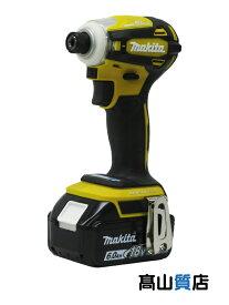 【makita】マキタ『充電式インパクトドライバー』TD172DGXFY 18V 6.0Ah×2 充電器 ケース付 1週間保証【新品】