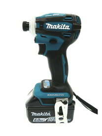 【makita】マキタ『充電式インパクトドライバー』TD172DRGX 18V 6.0Ah×2 充電器 ケース付 1週間保証【新品】