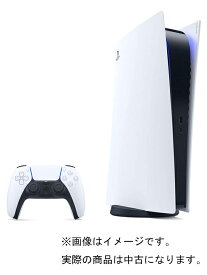 【SONY】ソニー『PlayStation5 プレイステーション5 デジタルエディション』CFI-1000B01 ゲーム機本体 1週間保証【中古】
