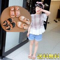 【全6色・10サイズ】スニーカーキッズキャンバス素材靴スリキャンバス素材ッポン上履き校内履きバレーシューズ運動靴女の子男の子子供靴スニーカー