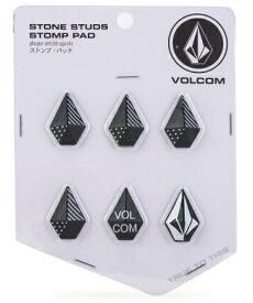 【ボルコム】VOLCOM STONE STUDS STOMP PAD スノーデッキパッド BLACK K6752000