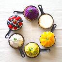 【燕三条製】プチスキレット 4個入り フライパン パーティ おやつ 朝食 おしゃれ 小サイズ 小さい かわいい…