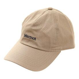 (マーモット)Baseball Cap トレッキング 帽子 TOAQJC34 BG