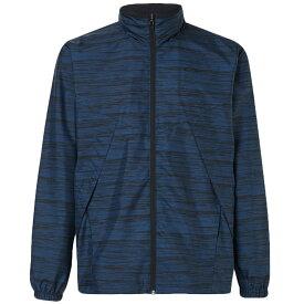 (オークリー)ENHANCE WIND WA RM JKT トレーニングウエア ブレーカーシャツ FOA401601-6DG
