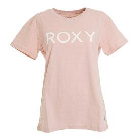 (ロキシー)SPORTS トレーニングウエア Tシャツ RST201082-PNK