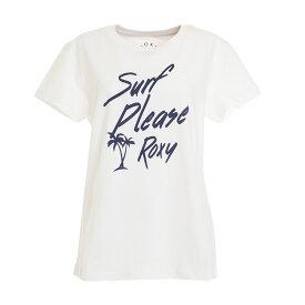 (ロキシー)SURF PLESE ROX Y トレーニングウエア Tシャツ RST201083-WHT2
