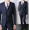 大人気新品!メンズファッション 紳士スーツセット メンズスーツ 3点セット スリムスーツビジネススーツ セットアップ フォーマルスーツ リクルートスーツ結婚式 ...