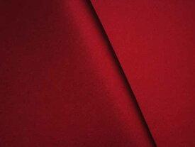 『東レ ポリエステルサテン』☆ 大人のワインレッド ☆生地 ポリエステル 100%(帯電防止加工品)生地/サテン/激安/衣装/発表会/タケヒロヤ