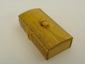 ようじ入れ 卓上 蓋付き つまみ付き 国産 日本製 竹製 竹つまようじ ケース カバー
