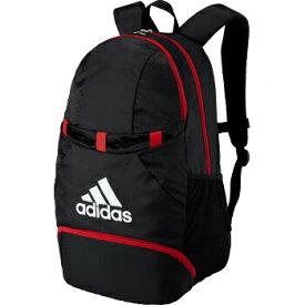 小学生サッカープレイヤー向けのサッカーバッグ♪adidas/アディダス ボール用デイパック ADP28BKR