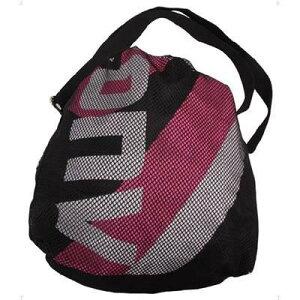 持ち運びにも便利なボールバッグ♪CONVERSE/コンバース 8Fボールケース(1コ入れ)C1057098-1961ブラック/ピンク