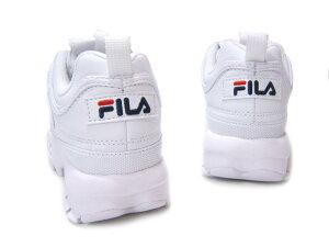 爆発的な人気のフィラの厚底スニーカー♪FILA/フィラディスラプター2FILADISRUPTORF0215-1072