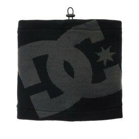 DCロゴデザインで人気のネックウォーマー♪DC SHOE INSIGNIA NECK GAITER 5430J817-BKG