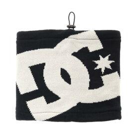 DCロゴデザインで人気のネックウォーマー♪DC SHOE INSIGNIA NECK GAITER 5430J817-BKW