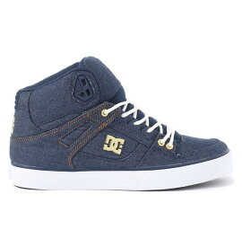 人気のDCハイカットスニーカー♪DC SHOE PURE HIGH-TOP WC TX SEDM191030-NGL