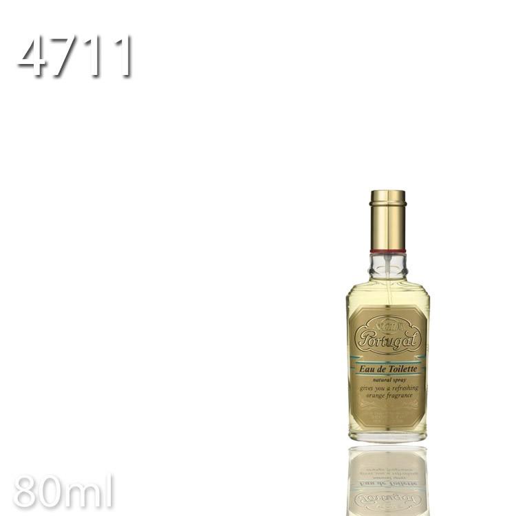 【期間限定】4711ポーチュガル オードトワレ ナチュラルスプレー 80ml 【柳屋】【 evidence 】【KIK】